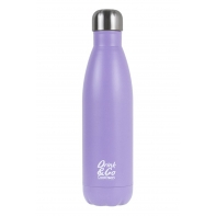 Butelka termiczna TERMOS Coolpack 500 ml, FIOLETOWY PASTELOWY
