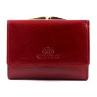 Portfel damski portmonetka Wittchen, kolekcja Italy CZERWONY