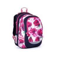 Plecak dwukomorowy dla dziewczynki Topgal CODA 21009