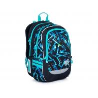 Plecak dwukomorowy dla chłopca Topgal CODA 21020