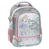 Plecak szkolny Ballerina PP21BL-260, PASO