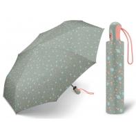 Automatyczna parasolka damska ESPRIT Easymatic w pastelowe groszki