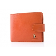 Nieduży portfel Puccini P1953 w kolorze czerwonym