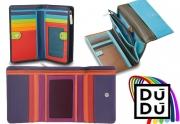 Kolorowe portfele DuDu - ponadczasowy styl i doskonała jakość.